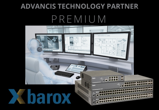 barox join Advancis Premium Technology Partner programme