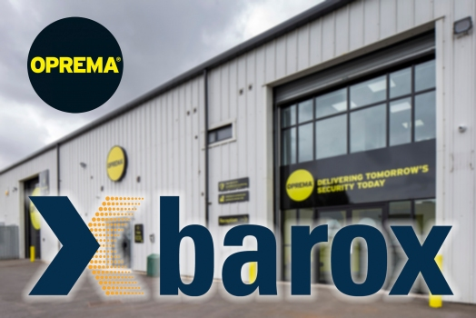 barox video transmission now available through Oprema